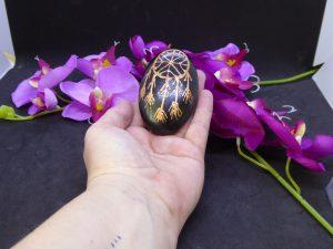 dot painting mandala steen dromenvanger