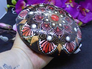 dot painting steen peyo