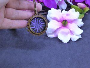 dot painting medallion peyo