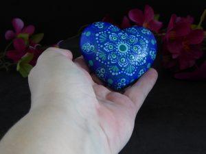dot painting steen hart peyo
